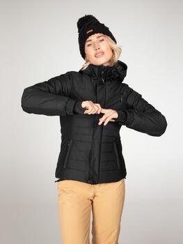 Protest Yari ski-jas Dames Zwart