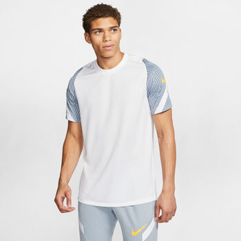 Nike Dri-FIT Strike shirt Heren Wit