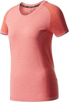 ADIDAS Primeknit Wool shirt Dames Roze
