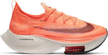 Nike Air Zoom Alphafly Next% hardloopschoenen Dames Oranje