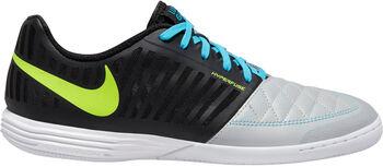 Nike Lunargato II zaalvoetbalschoenen Heren Zwart