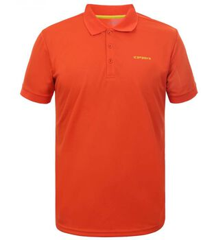 Icepeak Kyan Polo Heren Oranje