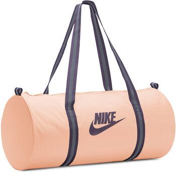 Nike Heritage Duffle tas Oranje