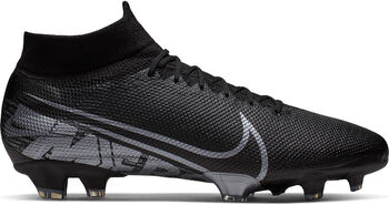 Nike Mercurial Superfly 7 Pro FG voetbalschoenen Heren Zwart