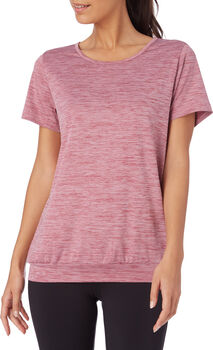 ENERGETICS Jewel t-shirt Dames Rood