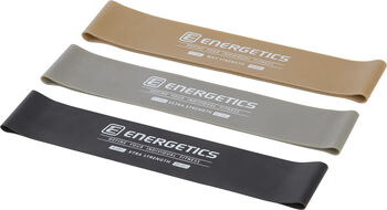 ENERGETICS Mini Bands set Zwart