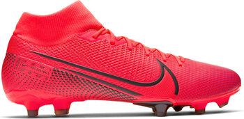 Nike Superfly 7 Academy FG/MG voetbalschoenen Heren Rood