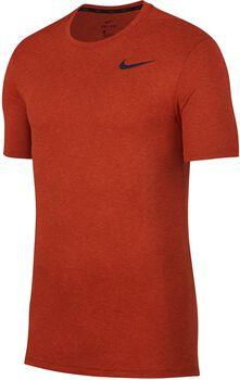 Nike Breathe Training shirt Heren Oranje