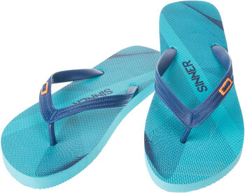 Sinner Ruteng slippers Heren Blauw