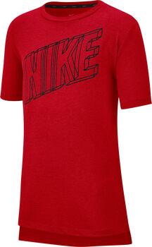 Nike Breath Graphic Training shirt Jongens Rood