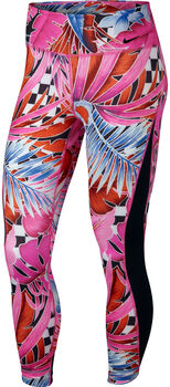 Nike All-In 7/8 tight Dames Roze