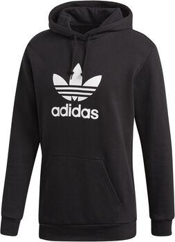 adidas Trefoil hoodie Heren Zwart