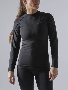 Craft Active Intensity longsleeve Dames Zwart