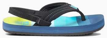 Reef Ahi jr slippers Jongens Groen