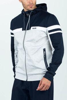 Sjeng Sports Fenix hoodie Heren Grijs