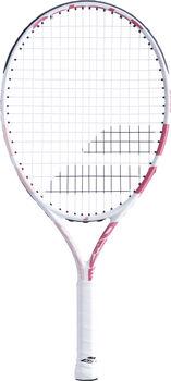 Babolat Drive 23 Strung kids tennisracket Meisjes Roze