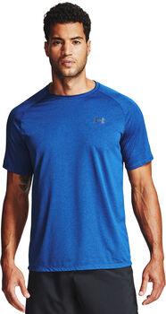 Under Armour Tech 2.0 Novelty t-shirt Heren Blauw