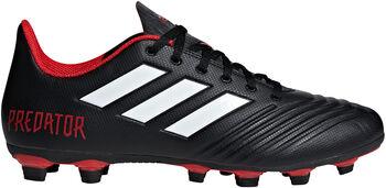 ADIDAS Predator 18.4 FxG voetbalschoenen Zwart