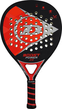 Dunlop Boost Power 2.0 padelracket Heren Zwart