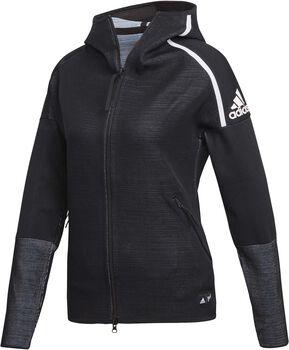ADIDAS ZNE Parley hoodie Dames Zwart