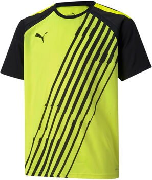 Puma Teamliga Graphic Kids-shirt Jongens Geel