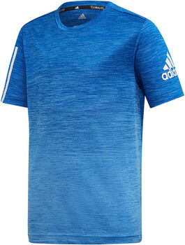 ADIDAS Gradient shirt Jongens Blauw