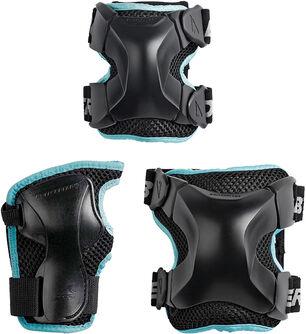 X-Gear W 3 Pack beschermers