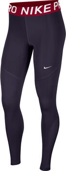 Nike Pro New tight Dames Paars