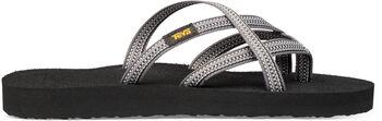 Teva Olowahu slippers Dames Grijs