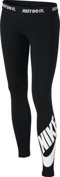 Nike Sportswear Leg-A-See tight Meisjes Zwart
