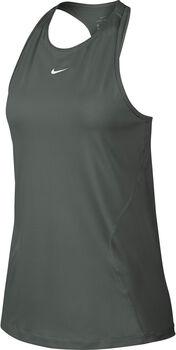 Nike Pro shirt Dames Groen