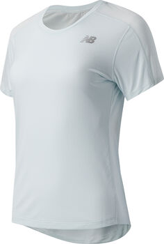 New Balance Impact Run shirt Dames Groen