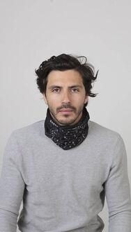 Multicol Polar sjaal