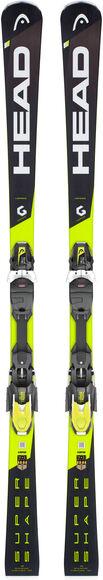 Supershape I. Speed ski's