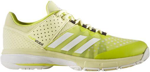 Adidas - Court Stabil indoorschoenen - Dames - Zaalschoenen - Geel - 40