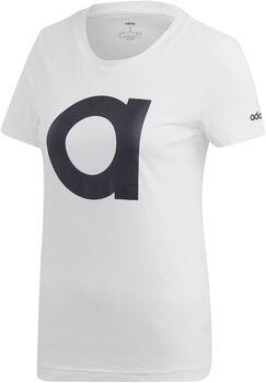 ADIDAS Essentials shirt Dames Wit