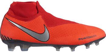 Nike Phantom Vision Elite Dynamic Fit FG voetbalschoenen Heren Rood