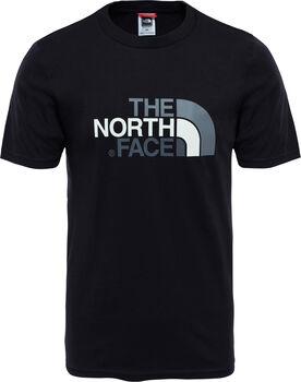 The North Face Easy shirt Heren Zwart