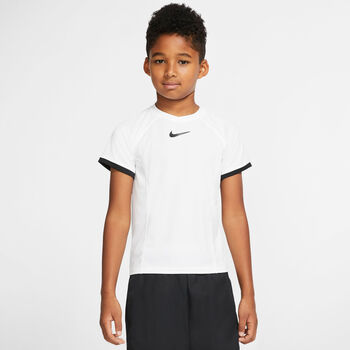 Nike Court Dri-FIT kids top  Wit