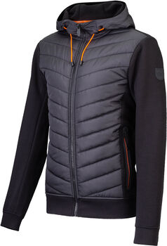 Falcon Figo Full Zip Hoody Heren Zwart