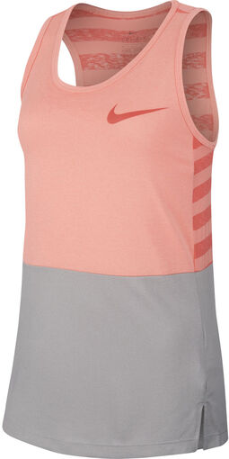 Nike - Dry top - Meisjes - Shirts - Rood - L