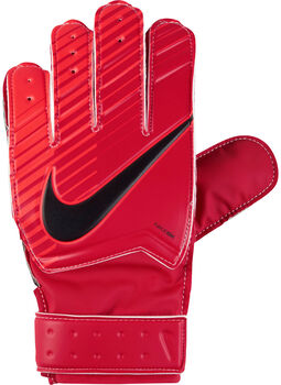 Nike Match jr keepershandschoenen Rood