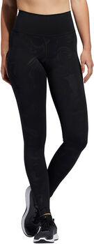 adidas Believe This Glam On Lange legging Dames Zwart