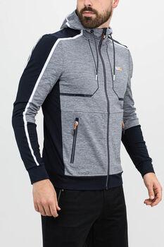 Sjeng Sports Nathon hoodie Heren Grijs
