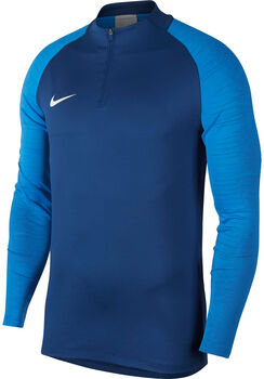Nike Dry Strike Drill shirt Heren Blauw