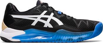 Asics GEL-Resolution tennisschoenen Heren Zwart