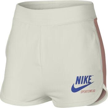 Nike Sportswear short Dames Wit