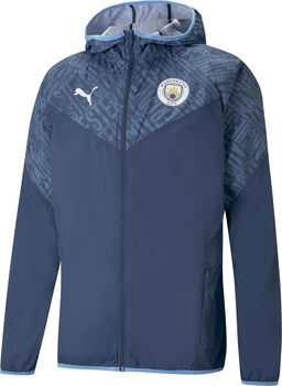 Puma Manchester City FC Warming-Up jack Heren Blauw