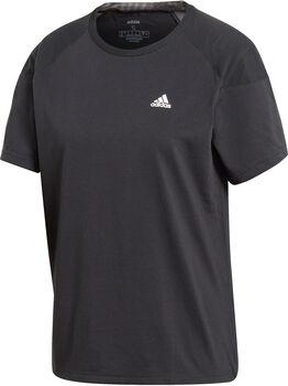 adidas Unleash Confidence T-shirt Dames Zwart