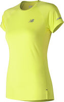 New Balance WT81222 shirt Dames Geel